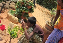 Through different eyes  / These photographs were taken by children who had their eye conditions treated at Sankara Hopistal, a Sightsavers partner in Bangalore. They are all from under-privileged families, and for many it was the first time they had ever held a camera.