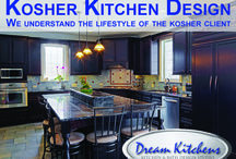 Kosher Kitchens / What makes a kitchen KOSHER? Despite popular belief, it requires more than just dual appliances. - by Dream Kitchens