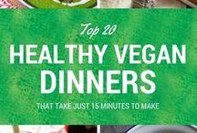 Rezeptideen - Ideen für vegane Rezepte / vegane Rezepte einfache vegane Rezepte, vegan kochen