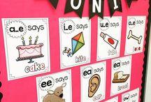 Language board ideas