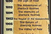 Sherlock Holmes: Facts and Trivia! / Fascinating facts and interesting titbits from Conan Doyle's Holmes stories...