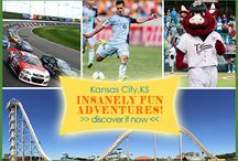 Exploring Kansas City / Kansas City, Kansas has a wealth of things to do and see. In the heart of this vibrant community is KCKCC. / by Kansas City Kansas Community College