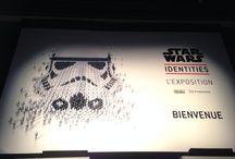 Star Wars Identities Paris / #StarWars #Paris #StarWarsIdentities #Expo