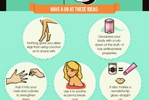 Beauty tips / To help skin Improve