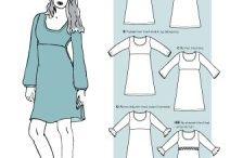 Sy selv kjole