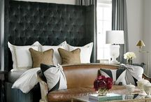 Classic Inspiration / White, Black, Neutrals for the home
