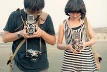 Smukke gamle kameraer / De smukke gamle modeller vi alle engang imellem drømmer om