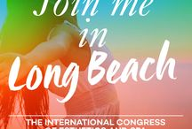 #LongBeachCongress / JOIN US IN LONG BEACH, CA TO REFRESH YOUR CREATIVE MIND, TO GET EXPOSED TO THE LATEST INNOVATIVE UPDATES, TO LEARN FROM THE BEST...