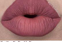 Plus belle lèvres les liens en dessous