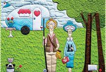Caravan quilt