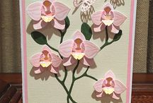 Stampin up orchideenzweig