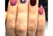 Nails / #nails #pink #nailart #art