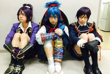 Touken Ranbu Stage Play + Musical