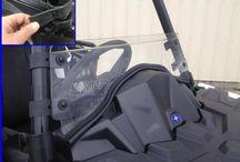 Polaris ACE Parts & Accessories