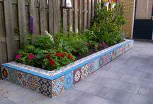 Morrocan Courtyard Garden