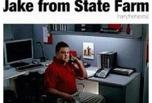 Jake From State Farm LOL / Hey we love this story so tell people and invite people   Who r u talkin to ? Jake    Jake from State Farm.   What r u wearing Khakis ✅✅✅✅❤❤