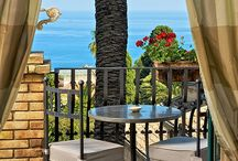 Hotel Villa Ducale, Taormina / Hotel Villa Ducale in Taormina is a lovely old Sicilian villa which has been converted into an initimate boutique hotel.  / by Villa Ducale