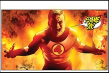 The Human Torch/Johnny Storm