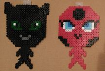 Hama Bead things