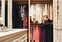 Home - Closet Design / organizing the mess / by Brenda Meadows