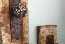 Locks 'n' knobs / by Stephen Bond