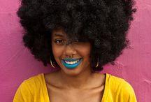 hair & melanin