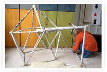 KIDS // building & constructing