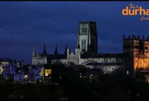This is Durham: Place of Light / Durham is an inspiring place, where light connects the county on so many levels as a place to invest, live, work, study and visit. Whilst shining on and shaping our heritage, light inspires our here and now and illuminates our future.  www.durhamplaceoflight.com