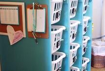 Organization ideas / by Beth Devine