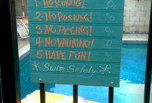 zwembadregels