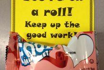 Staff Encouragement