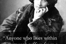 Oscar Wilde is wonderful