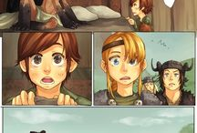 HTTYD ~How to Train Your Dragon~