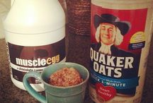 Muscleegg recipes / by Alicia Kettering-Lindner