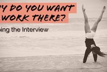 Interviewing skills to get the job