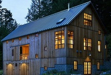 Cottages / Sommer dreams: traditional and modern