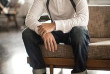 Clothing: Clean and simple / Mens fashion