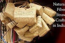 Straw Crafts