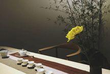テーブル(中国茶)