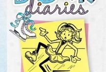 Dork diarys / by Camille Dancer