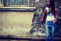 Jeans by Cristina Cupar