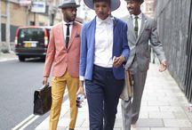 SUIT UP / Men's suit - inspiration, looks and details
