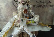 Doll / by Eloisa Mueller