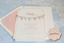 Great Ideas - Invitations & cards / by Brunella Borneo