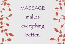 Massage Motivation! / Whether you're a regular in the Sports Massage clinic or you're a therapist giving treatment, start your day with these great facts and quotes.