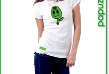 Summer Papu-Collection 2012 / T-shirts for women and men. This summer choose papuzze!