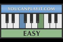 you toube piano nahrávky