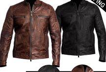 chaqueta chaquetas piel hombre