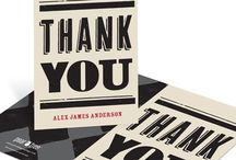 CARDS | THANKS / THANK YOU CARDS
