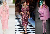 2016 FW fashion trends